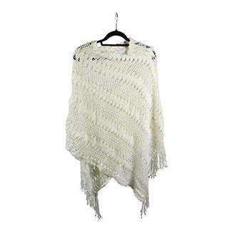 Tickled Pink Women's Comfy Weekend Poncho