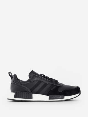 adidas BLACK RISING STAR LOW TOP SNEAKERS