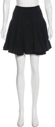 Cushnie et Ochs Mini Flounce Skirt