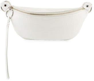 Rebecca Minkoff Bree Croco Leather Belt Bag