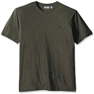 Lacoste Men's Short Sleeve Vintage Washed T-Shirt