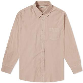 Our Legacy Borrowed Button Down Shirt