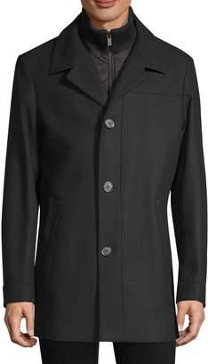 HUGO Regular-Fit Bareleto Classic Trench Coat