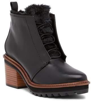 Kelsi Dagger Brooklyn Patterson Faux Fur Lined Leather Boot