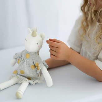Albetta Velvet Unicorn Toy