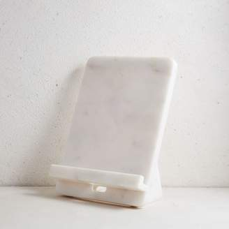 west elm Marble Cookbook Stand