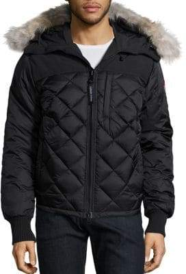 Canada Goose Pritchard Diamond Quilted Coat