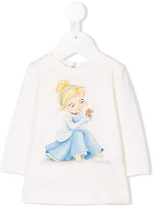 MonnaLisa Cinderella print blouse
