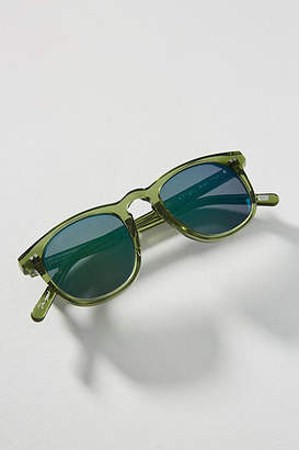 Anthropologie Chimi 001 Rounded Sunglasses
