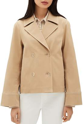 Lafayette 148 New York Asher Double Breasted Jacket