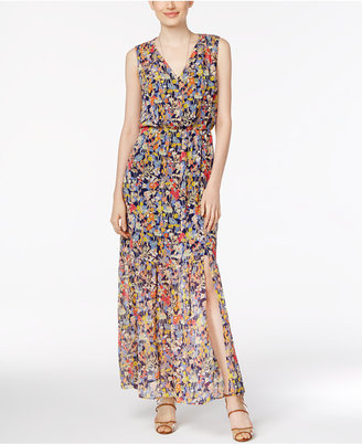 ECI Chiffon Maxi Dress $70 thestylecure.com