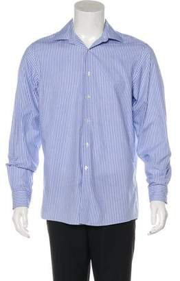 MICHAEL Michael Kors Striped Dress Shirt
