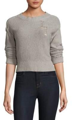 n:Philanthropy Shell Sweater