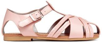 H&M Patent sandals - Pink