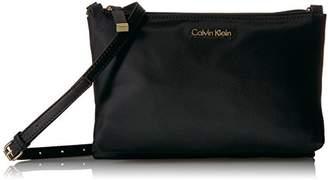 Calvin Klein Lucy Nylon Top Zip Crossbody