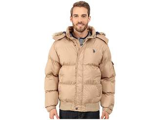 U.S. Polo Assn. Short Snorkel Jacket Men's Coat