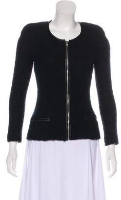 Etoile Isabel Marant Bouclé Woven Jacket