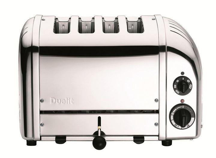 Dualit Classic 4-Slice Chrome Toaster