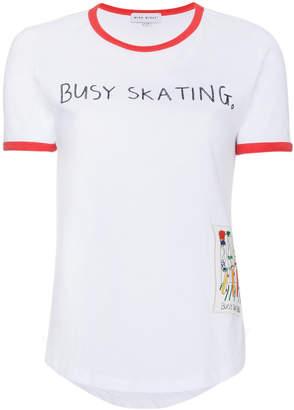 Busy Skating t shirt