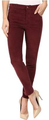 Joe's Jeans Wasteland Ankle in Garnet Women's Jeans