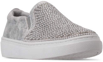 Skechers Women Goldie Shiny Shaker Slip-On Casual Sneakers from Finish Line