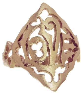 Cathy Waterman Love Ring - Rose Gold