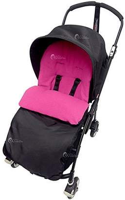 Bugaboo Footmuff/Cosy Toes Compatible with Bee Plus Dark Pink