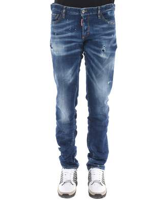 DSQUARED2 Clement Distressed Jeans
