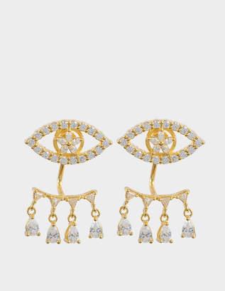 Shourouk Z Farah earrings