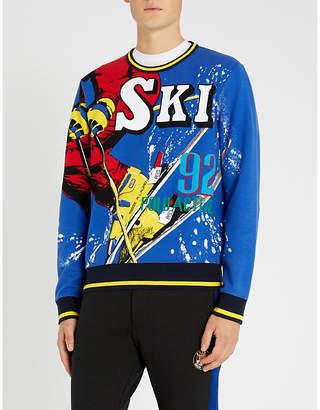 Polo Ralph Lauren Graphic ski 92 jersey jumper