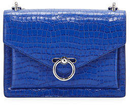 Rebecca Minkoff Jean Medium Embossed Shoulder Bag