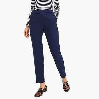 J.Crew Pull-on easy pant in Japanese weave