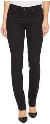 AG Adriano Goldschmied Harper in Overdye Black Women's Jeans