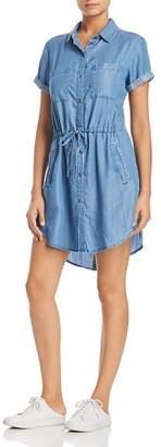 Billy T Chambray Shirt Dress