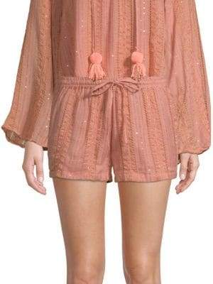 Sundress Anais Shimmer Shorts