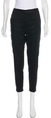 Vince Linen Skinny Pants
