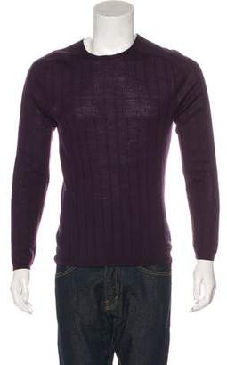 John Varvatos Wool-Blend Sweater
