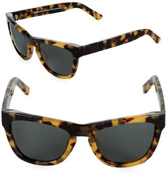 Westward Leaning Women's Pioneer 53MM Tortoise Shell Sunglasses