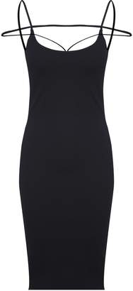 DSQUARED2 Crossover-straps Jersey Dress