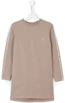 European Culture Kids long sleeved T-shirt dress