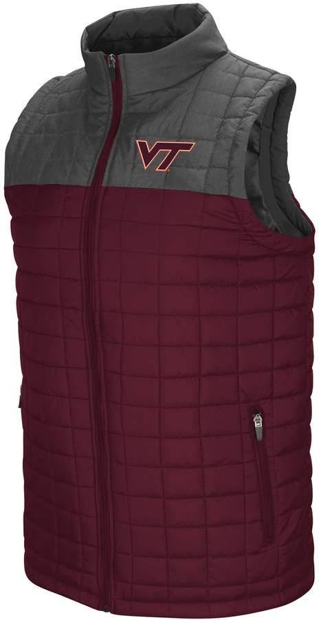 Men's Virginia Tech Hokies Amplitude Puffer Vest