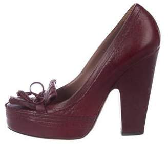 156a0a054af8 Tabitha Simmons Evie Loafer Pumps