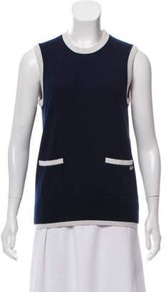 Chanel 2018 Cashmere Top w/ Tags