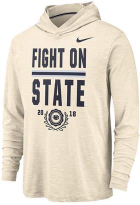 Nike Men's Penn State Nittany Lions Rivalry Long Sleeve Hooded T-Shirt