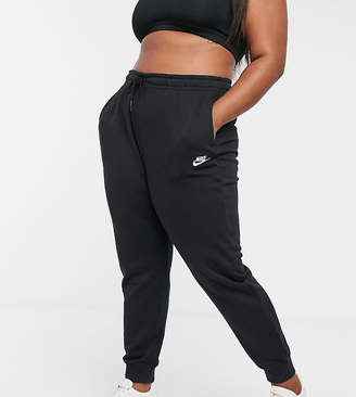 Nike Plus Black Essentials Sweatpants