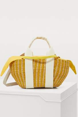 Muun Ava basket with pocket