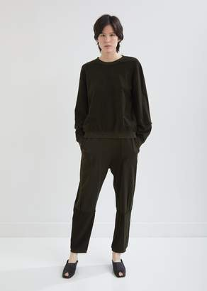 Raquel Allegra Mineral Wash Medley Sweatpants