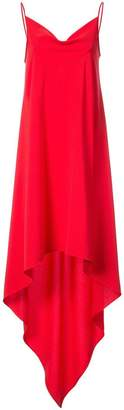 Gareth Pugh asymmetric length dress