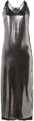 Label Lab Liquid Metallic Cami Dress
