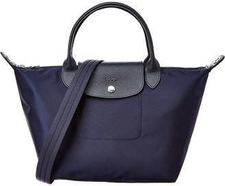 Longchamp Le Pliage Neo Small Nylon Top Handle Tote